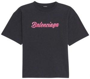 balenciaga-black-pink-glossy-regular-fit-t-shirt-mens-unisex-tee-shirt-size-4-s-0-0-650-650